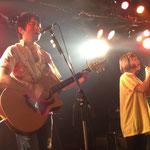 新宿Live Freak S.H.E presents東日本大震災チャリティアコースティックイベント  2013.9.9
