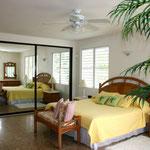 Rincon villa Master Bedroom