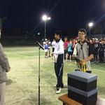 梅村渡部組も準優勝でした。おめでとうございます!