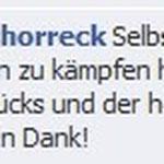 Michael Kosho Koschorreck. Facebook. 3/2013