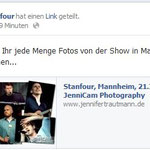 Stanfour. Facebook. 22.7.2012