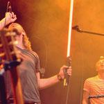 """Pohlmann, """"Nix ohne Grund""""-Tour, Wagenhallen, Stuttgart, 9.10.2013"""