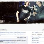 Michael Kosho Koschorreck/Söhne Mannheims. Facebook. 6/2013