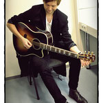 """Vorbereitung - Nick Howard bei """"SWR3 Late Night"""", 14.2.2013"""