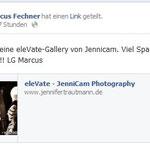 Marcus Fechner/eleVate. Facebook. 28.6.2012