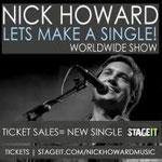 Nick Howard. Promo pic