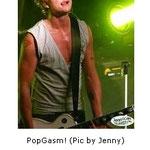 Samu/Sunrise Avenue, Myspace 2008