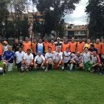 Equipo Padres de Familia San Pablo, Octubre 2013