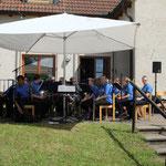 Das Jugendorchester spielt am Sonntag zum Frühschoppen auf