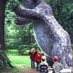 Riesenfaultier © N. Bertelsbeck