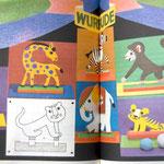 Neues farbiges Bastelbuch