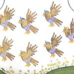 Antje Vogel - die Vogelhochzeit