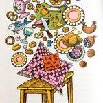 Eva Johanna Rubin - das Märchenkarussell