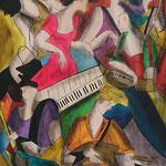 Orchestre Alix Combel. 80F. wood. 1996