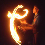 Feuerzauber mit Coolumbus