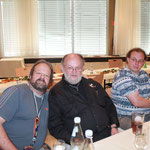 Jean-Pierre, Gerhard und Gerhard