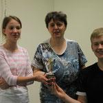 Das Siegerteam aus Weilburg