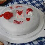 Noch ein Kuchen zum Geburtstag