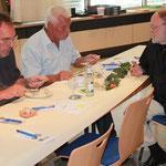 Hartmut Biegel und Gerhard Plag v.l.
