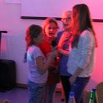 Karaoke der Jugendlichen