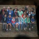Bild vom Bild - Foto von der Gruppe mit der Camera Obscura gemacht