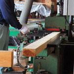 刃物を変えることによって、多種多様な加工が出来ます。
