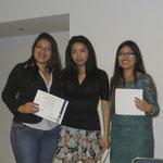 Ganadores Concurso de Estudiantes