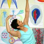 Tanztherapie,Yoga,Meditation,Ausbildung