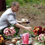 Schamanismus,Rituale,Räuchern,Bea,Ender