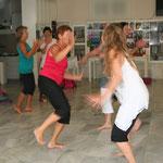TTanztherapie,Yoga,Meditation,Mantra Singen,Malen,Ferienseminar,
