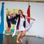 Tanztherapie,Ausbildung,Lichtkörper,Selbsterfahrung