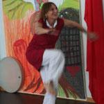 Tanztherapie,Einzelarbeit