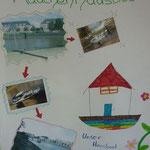 Mädchenhausboot