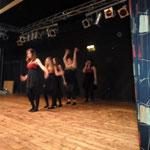 Tanzgruppe der AWO-Jugend Bremerhaven