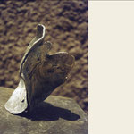 pas de danse, bronze, h : 25 cm