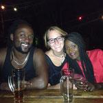 Trevor und Ruth - Freunde in Kampala