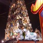 Hinduistischer Tempel in Chinatown