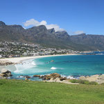 12 Apostel in Camps Bay bei Kapstadt