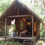 Unsere Hütte auf Koh Chang
