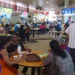Food Market in Little India