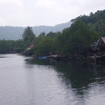 Dorf auf Koh Kut