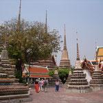 Ruhige Oase Wat Pho