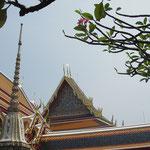 Wat Pho neben dem Wat Phra Kaeo