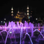 Sultanahmet Moschee in Istanbul