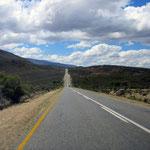 Route 62 von Stellenbosch nach Oudtshoorn