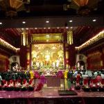 Buddhistischer Tempel in Chinatown