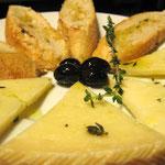 Manchego-Käse: sechs Monate gereift