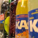 Erfrischungsgetränke à la Española