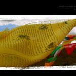 Tíbet - Banderas de Oración