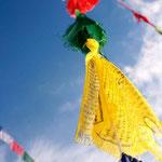 Nepal - Banderas de Oración